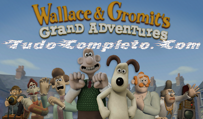 Wallace & Gromit's Grand Adventures: Fright of the Bumblebees (PC) ISO