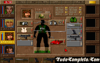 Jagged Alliance: Deadly Games (PC) ISO