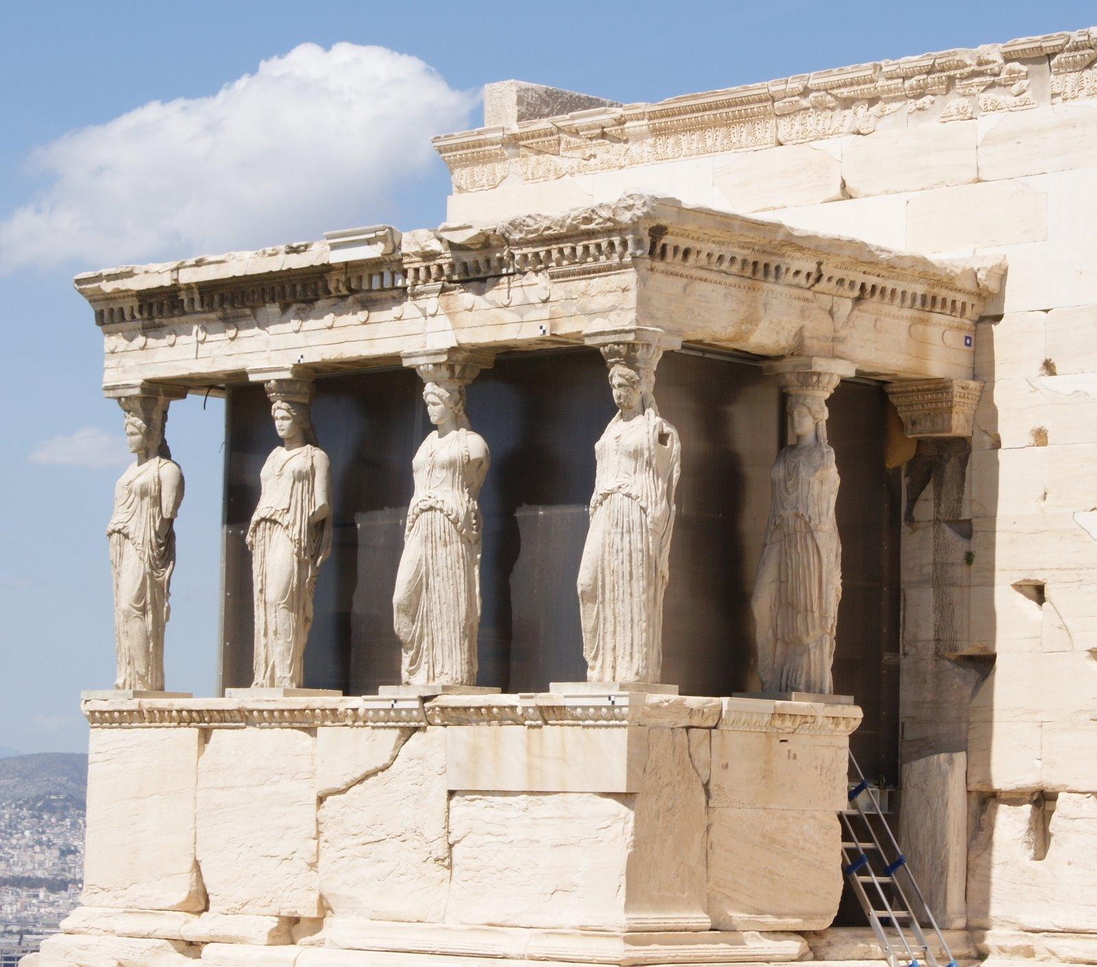 Turkey And Greece 2010: Athens & The Acropolis & Parthenon