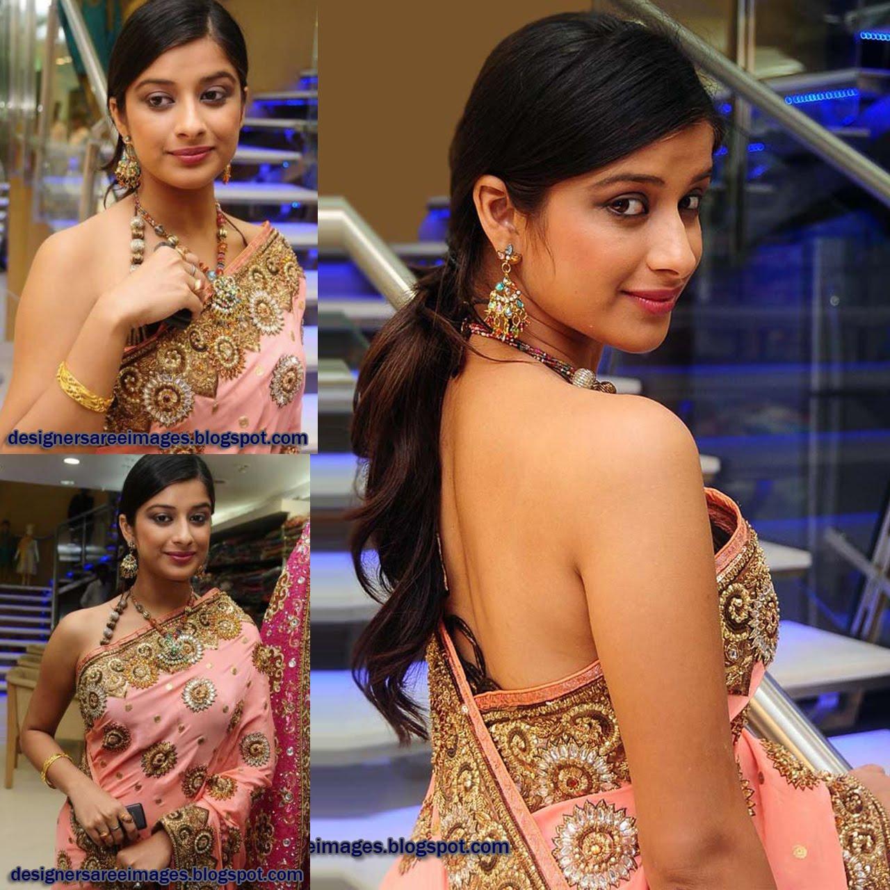 Bridal Saree: Actress