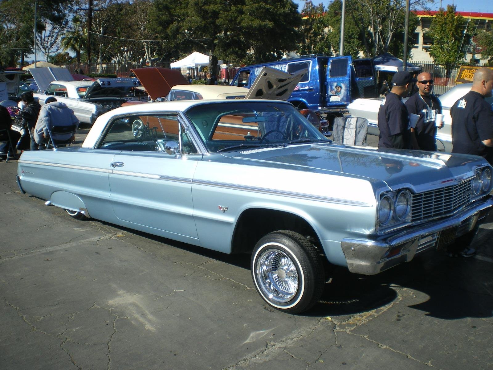 Honda Awd Sedan >> wallpaper: Impala 64 Wallpaper