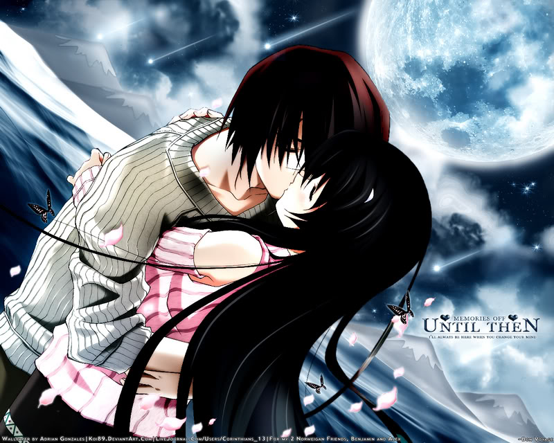 Emo Love Couples Hd Wallpapers And Pictures: El Rincón Del Anime: Anime Love Imagenes