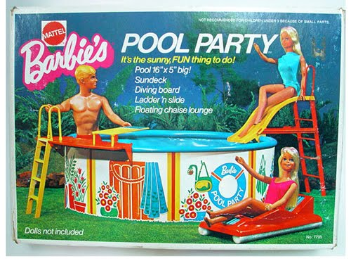 Doll cult ure luglio 2010 for Piscina di barbie