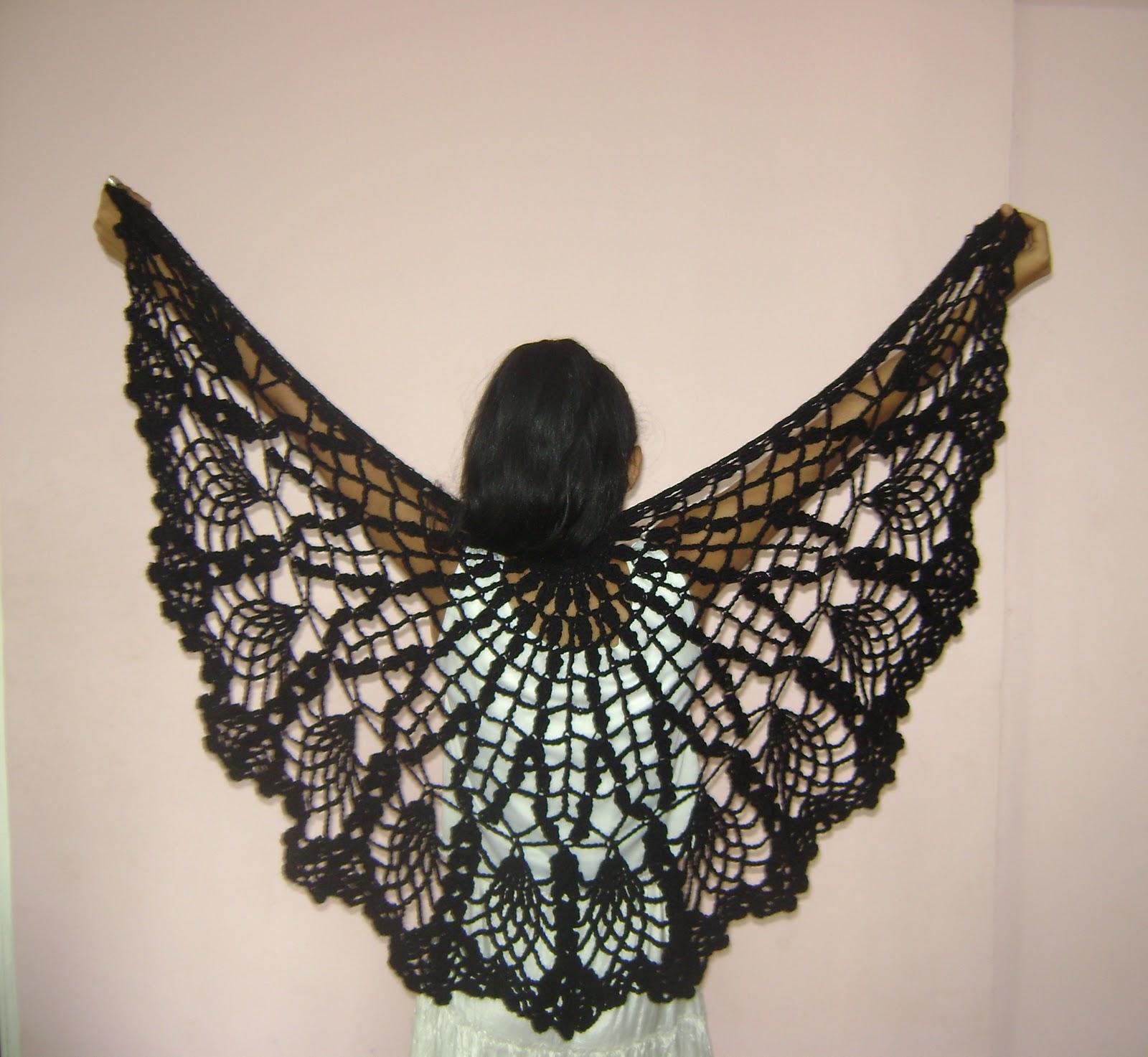 Beginner Crochet Patterns For Shawls Crochet Patterns