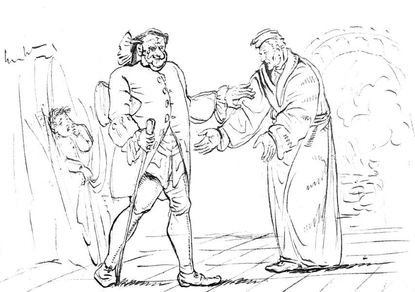 Oeuvres d'Hoffmann : Contes fantastiques (Éd.1853) - Ernst Theodor Amadeus Hoffmann