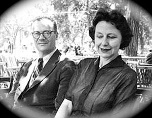 Elizabeth Hardwick y Robert Lowell