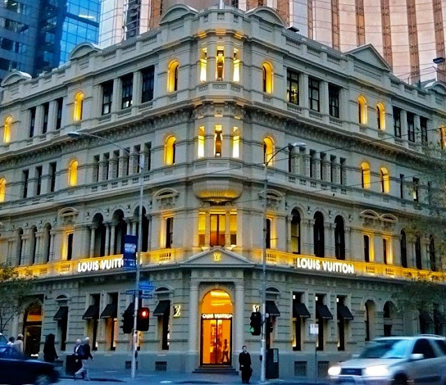Image result for collins street louis vuitton