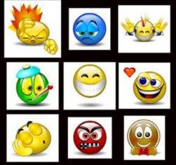 Mira Boa Emoticons Para O MSN