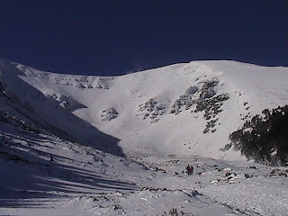 Circo glaciar del Moncayo