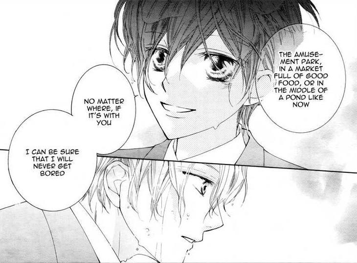 Anime / Manga Journal: Ouran High School Host Club - Chapter 81