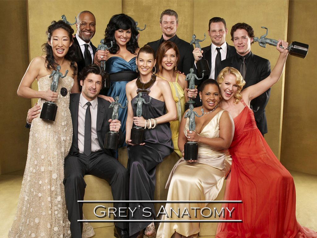TV Show Kings: Grey's Anatomy - Spoiler
