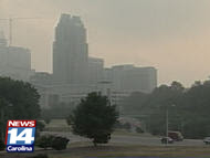Smoky Raleigh