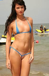 Bikini dare kira