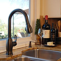 Oil Rubbed Bronze Kitchen Faucets Match All Kitchen