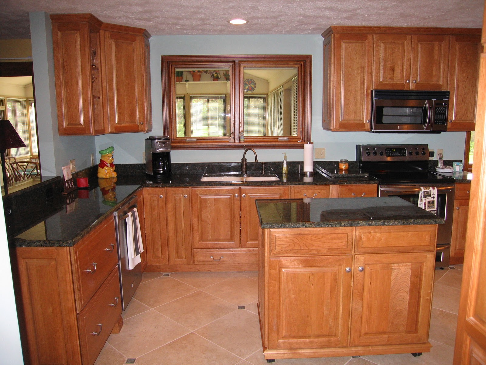 Meet the Parents and their amazing kitchen remodel Evolution