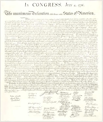 the declaration of independence signing. hairstyles Signing the