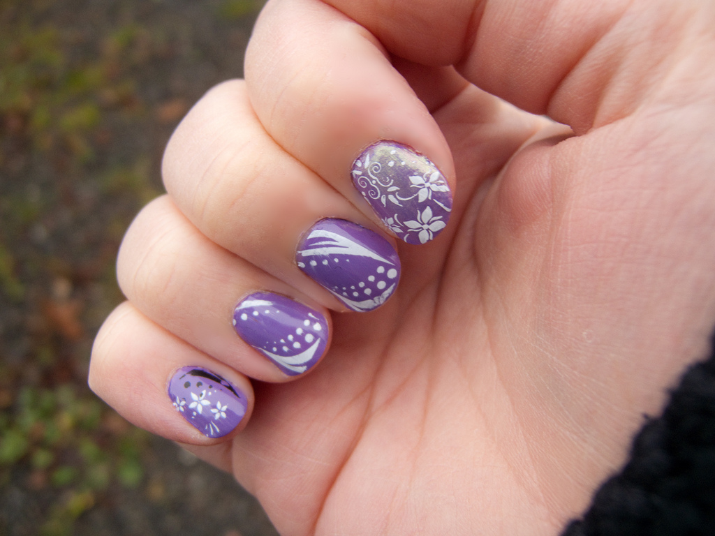 Best Nail Art Design: Nail Art