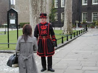 Beefeater- Tower of London