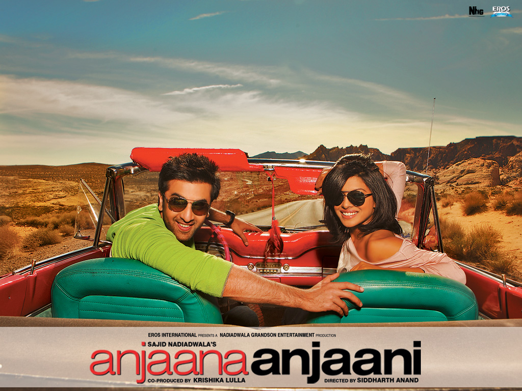 Free songs downloading: anjaana anjaani songs download.