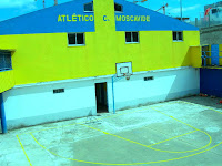 Dojo do Atlético Clube de Moscavide