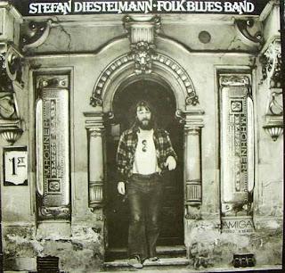 album  folk blues band