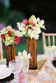 Craft Ideas Vases on Toronto Paper Crafts And Wedding Ideas  Unique Flower Centerpieces