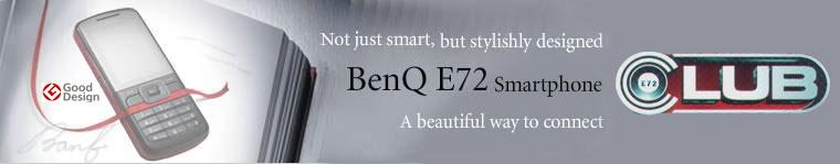 Benq E72 Smartphone Club