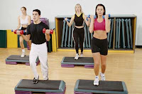 Ejercicios aeróbicos: Rutina