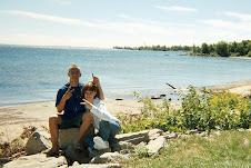 Dan and i 2005