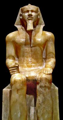 King Khafra
