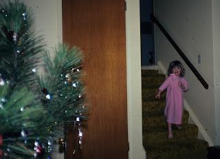 oooh...the tree!