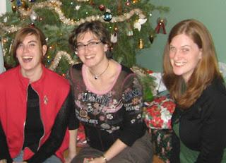 christmas eve sisters