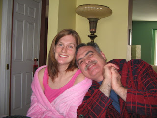 kelsey and dad