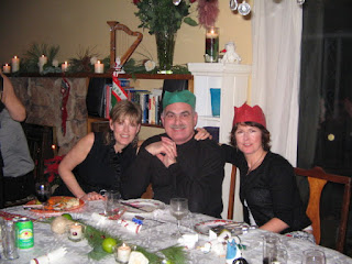 christmas black