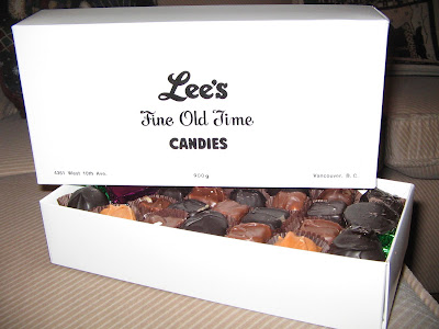 last box of lees