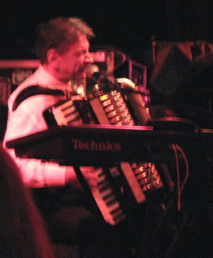 accordion dude