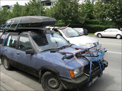 furry car