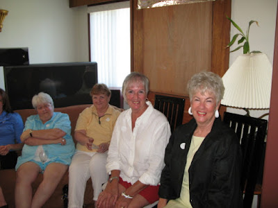 jill christine merilyn and auntie shirley