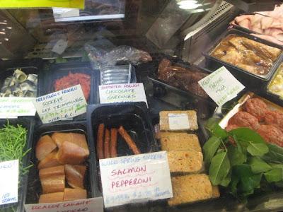 fishy delicacies