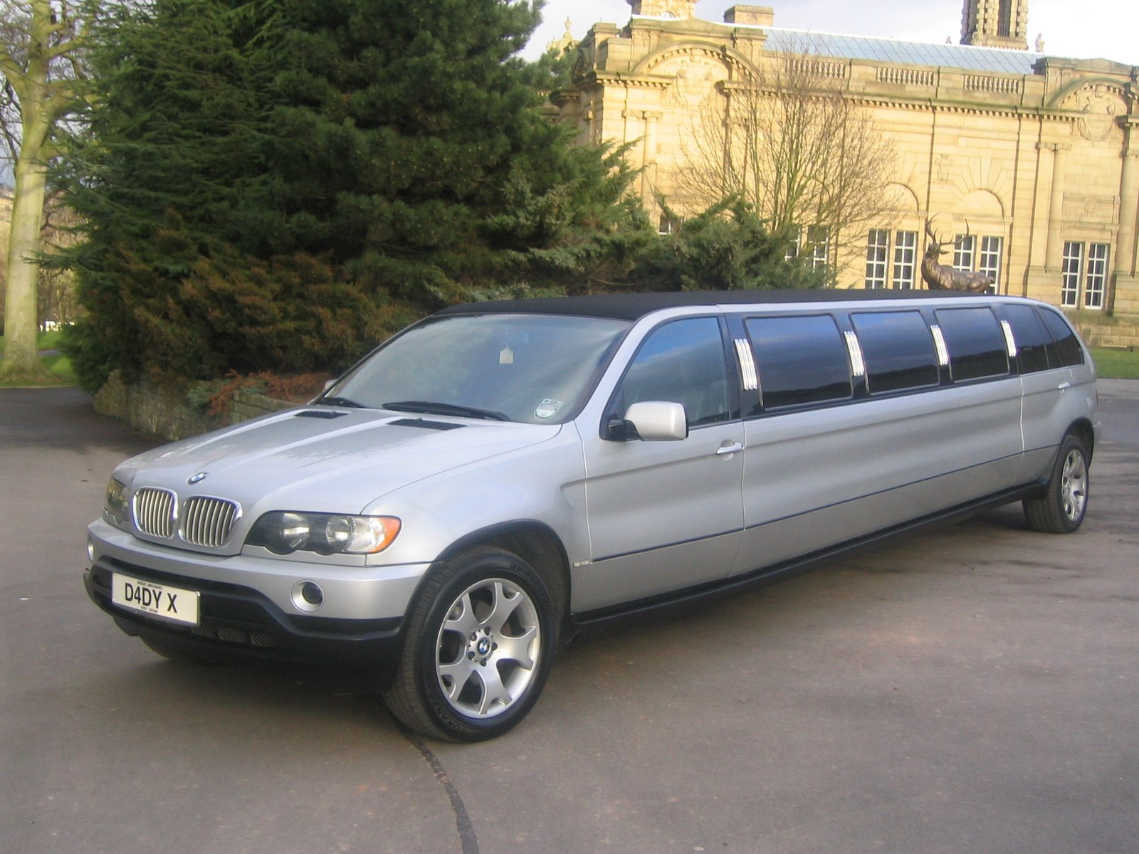 CAR OVERVIEWS BMW And X Limousine Pictures - 2009 bmw 745