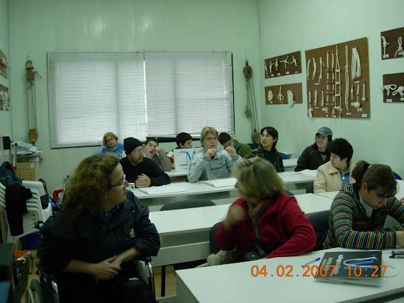 VELA ADAPTADA 2007