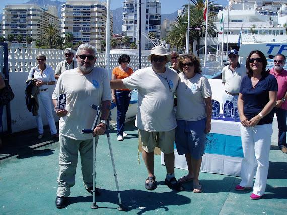 X REGATA CIUDAD DE MARBELLA, TROFEO SAN BERNABÉ. JULIO 2008.