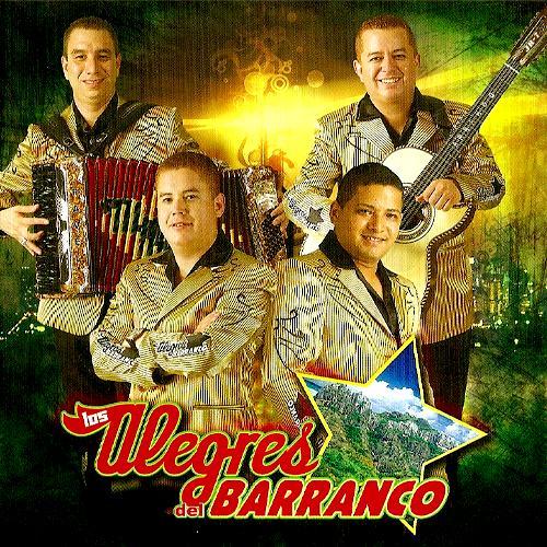 Los Alegres Del Barranco - Bautizo Colonia Tierra Blanca, Culiacan (2012)