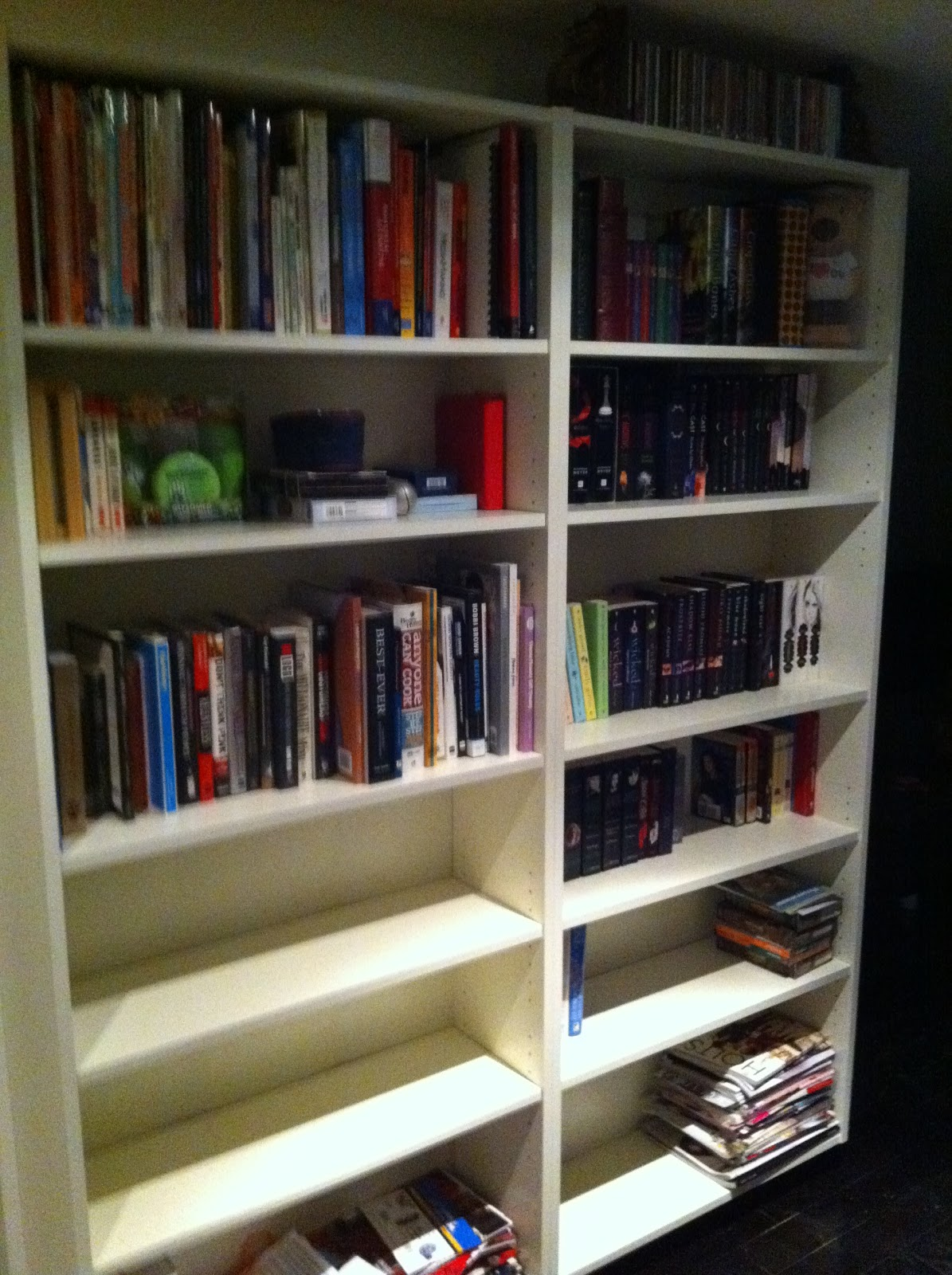 Bookcases Toronto Toronto Web Designer And Developer Diy Floating Billy Bookcase