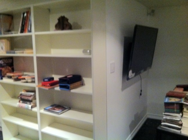 How I Made The Floating Billy Bookcase