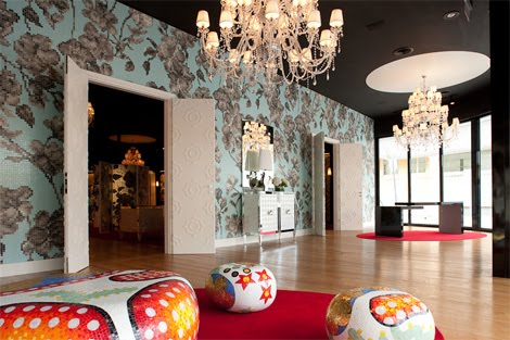 Trendoffice: Bisazza Opens a New Flagship Store in Miami