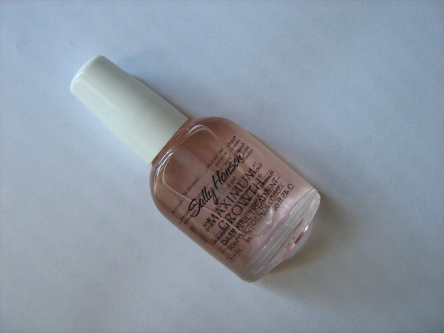 odżywka do paznokci Sally Hansen Maximum Growth