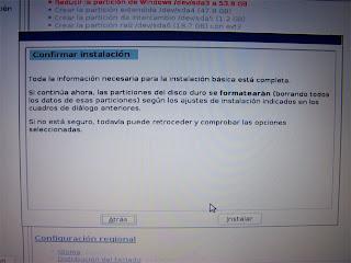 instalación suse linux