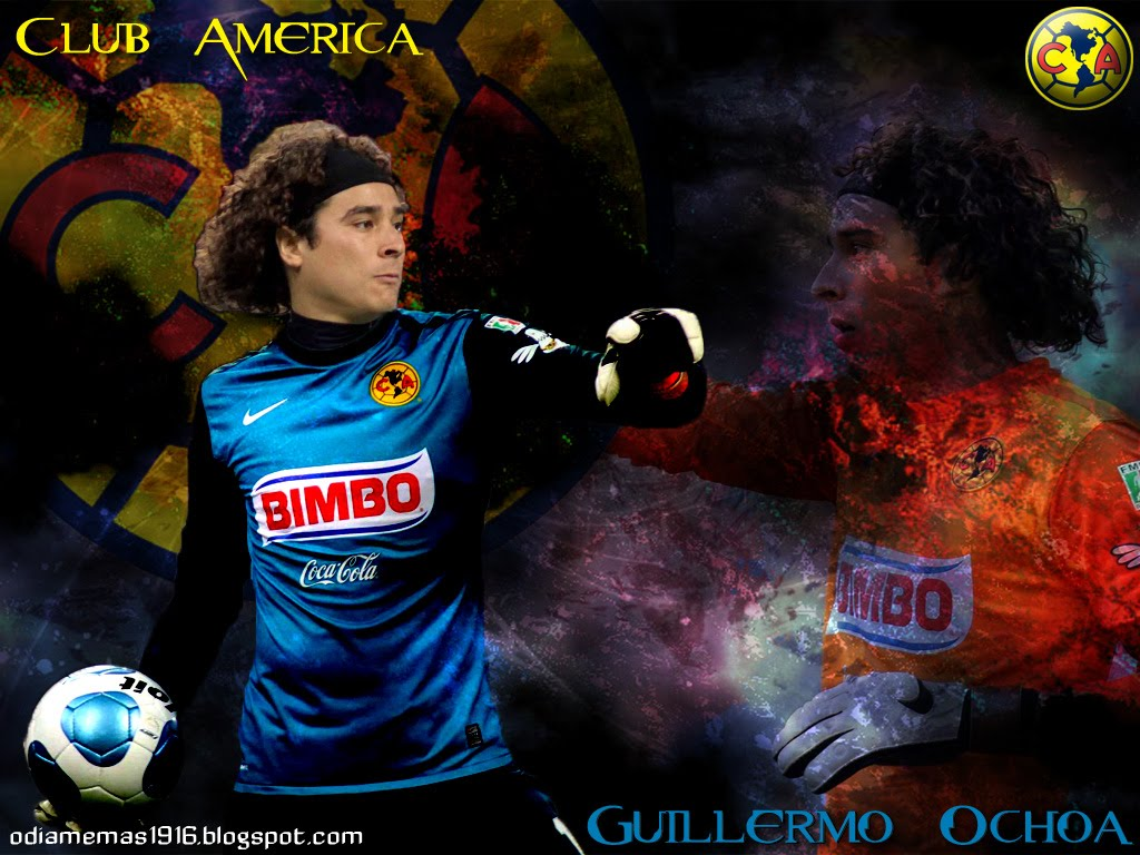 Wallpaper memo ochoa y chicharito hernandez taringa - Guillermo ochoa wallpaper ...