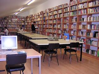 12 Razones para visitar una Biblioteca | RINCON DEL